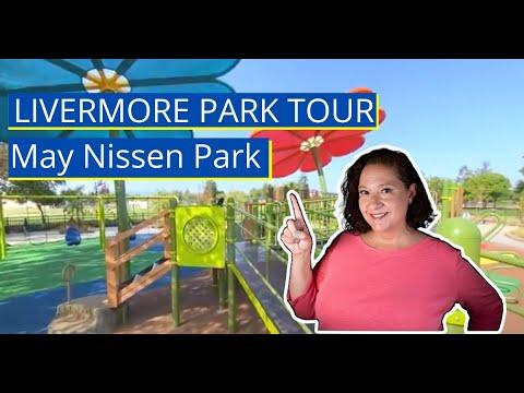 May Nissen Park Tour | Livermore California Park | Livermore Real Estate Agent